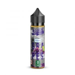 Asian Infusion Frozen Grape E-liquid 60ml
