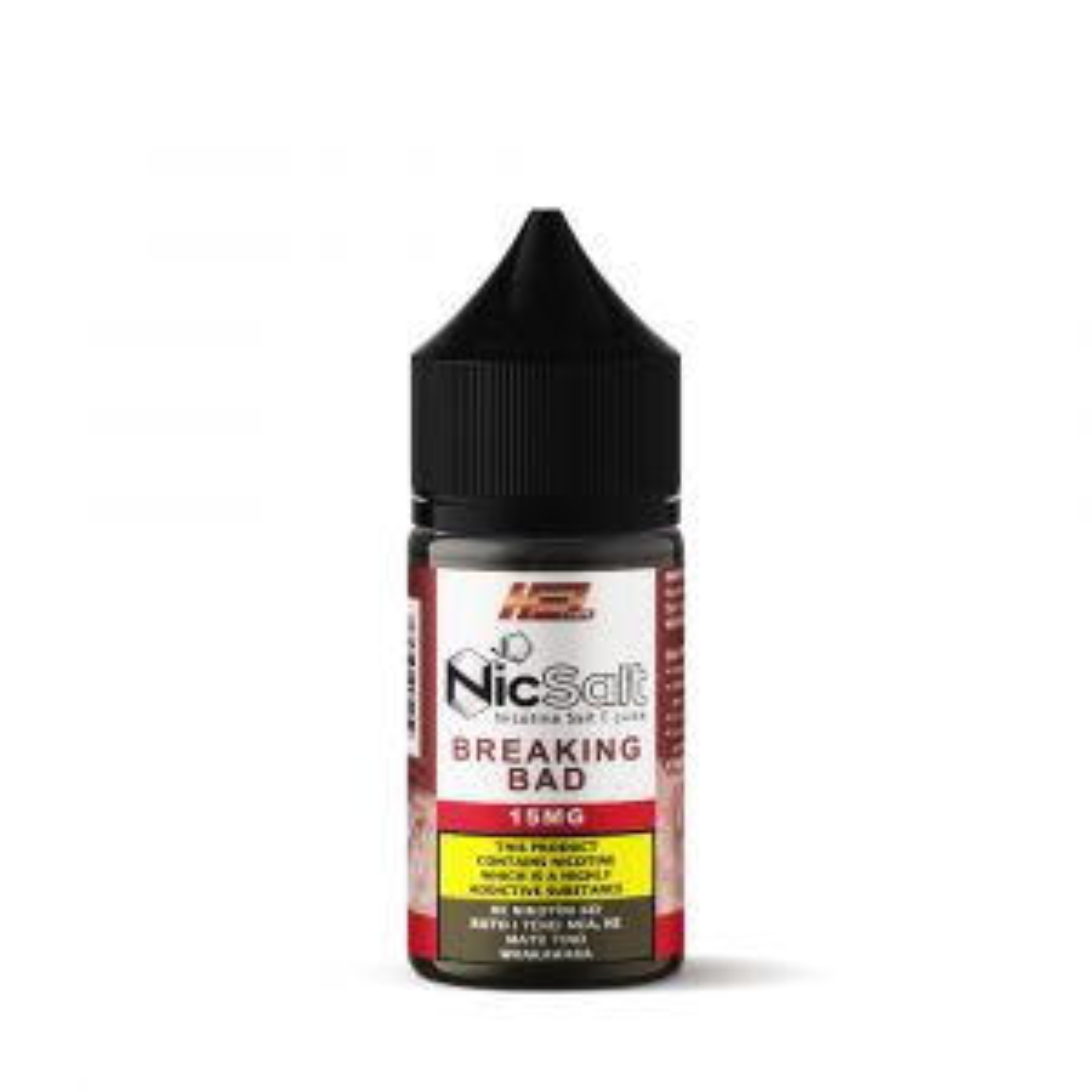 NicSalt Breaking Bad E-liquid 30ml