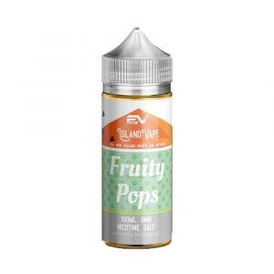 Island Vape Fruity Pops Sub-Ohm Nicotine Salt 100ml