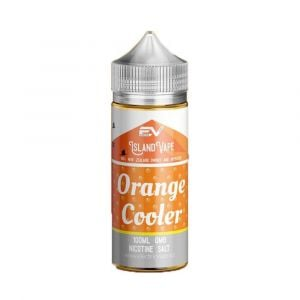 Island Vape Orange Cooler Sub-Ohm Nicotine Salt 100ml
