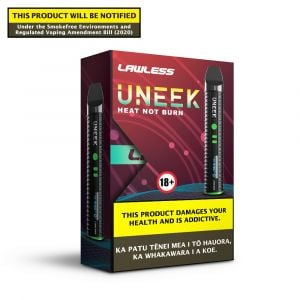 Lawless Uneek Herb Vaporizer