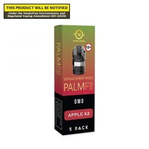 Palm Fit  Apple X2 Replacement Pod