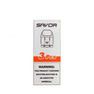 Savor Pod (Caliburn replacement pod Compatible)