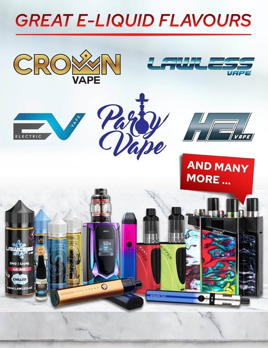 exciting vape juice flavours in Australia