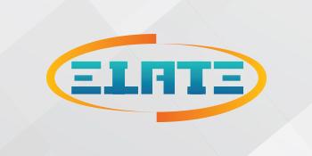 Logo of the Elate Vape Nicotine E-Liquid series