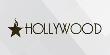 Logo of the Hollywood Nicotine E-Liquid series