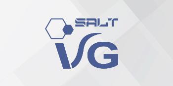 Logo of the VG Salt Nicotine E-Liquid series