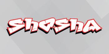 Logo of the Shosha Nicotine E-Liquid series