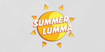 Logo of the Summer Lumma Nicotine E-Liquid series