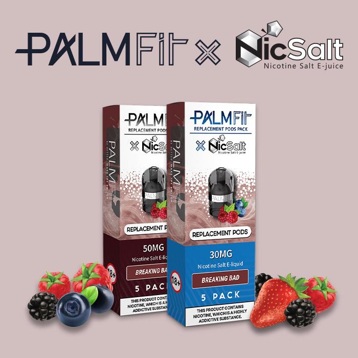 Sweet & Sour E-Liquid for Palm Fit Vape Kit