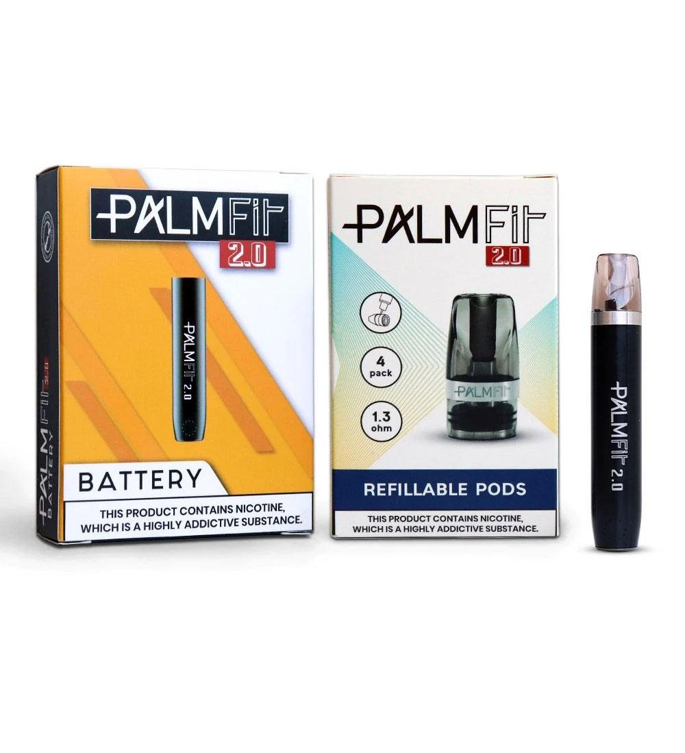 Palm Fit 2.0 Open Pod System