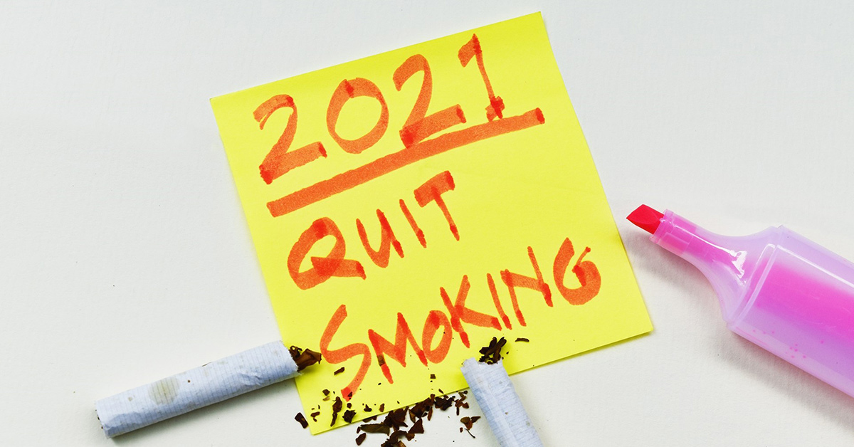 How to Swap to Vaping in the New Year
