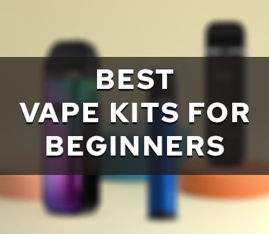 Best Vape Kits For Beginners banner