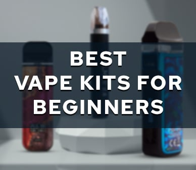 Banner for Best Vape Kits For Beginners in May 2021 theme