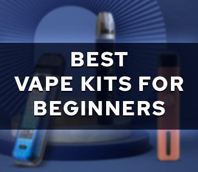 Banner for Best Vape Kits For Beginners in June 2021 theme
