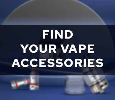 Find Your Vape Accessories Banner in June 2021 theme