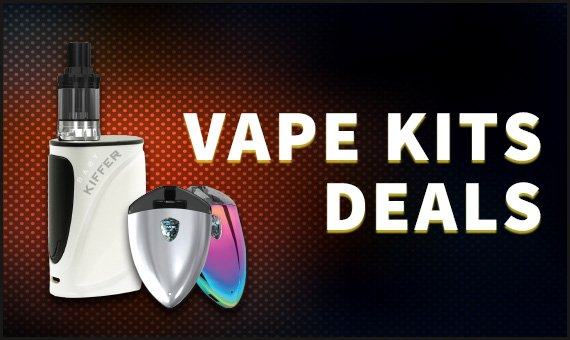 Vape Kits Deals Banner