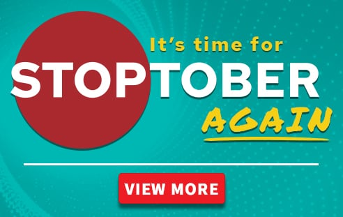 Stoptober 2020 - Quit Smoking With Us